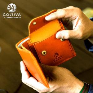 コルティヴァ・二つ折り財布